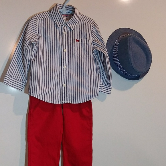 Carter's Other - Carter's Matching set !!!! w/ Hat !!!!